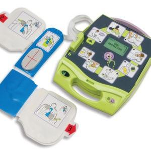 0319062000 Défibrillateur AED PLUS® automatique semi automatique