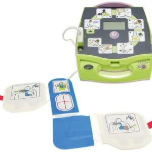 0319130000 Défibrillateur AED PLUS® automatique semi automatique